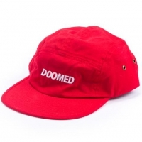 Casquette DOOMED Red