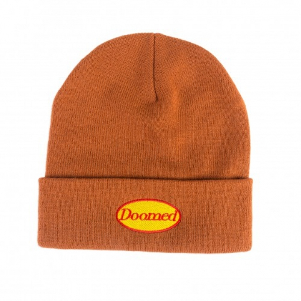 Bonnet Doomed Jerry Beanie Copper