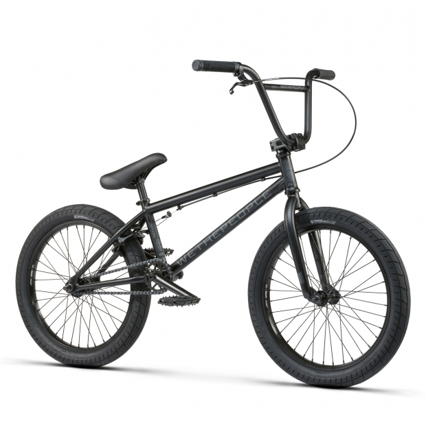 "Bmx Wethepeople Nova 20.5"" Matt Black 2021"
