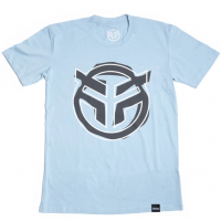 T Shirt Federal Sketch Pale Blue