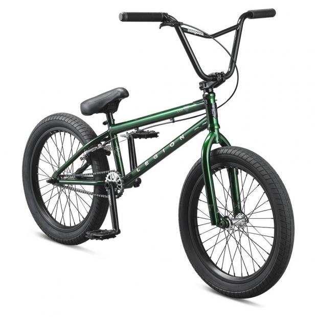 "Bmx Mongoose L100 21"" Green 2021"