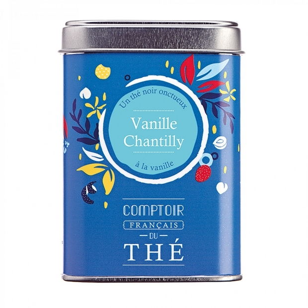 Thé Vanille Chantilly