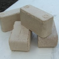 BRIQUETTES 144 packs (1 Tonne)
