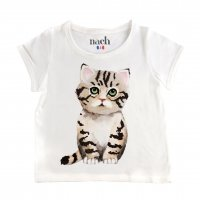 T-shirt Chat enfant 6 ans